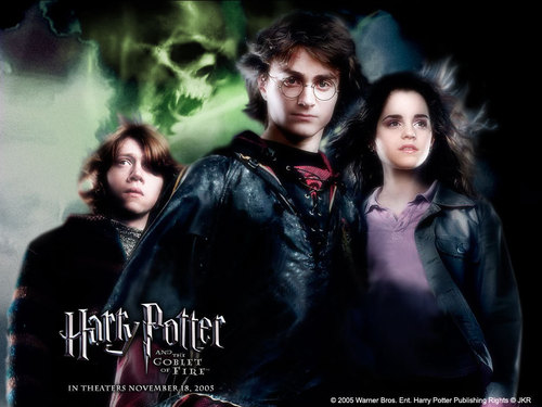 Goblet of آگ کے, آگ