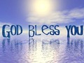 God Bless You - being-nice photo
