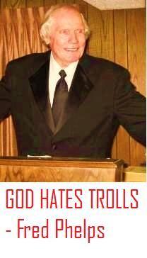God Hates Trolls
