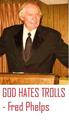 God Hates Trolls - atsof photo