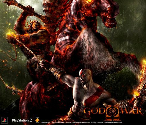 God of War II - god-of-war Photo
