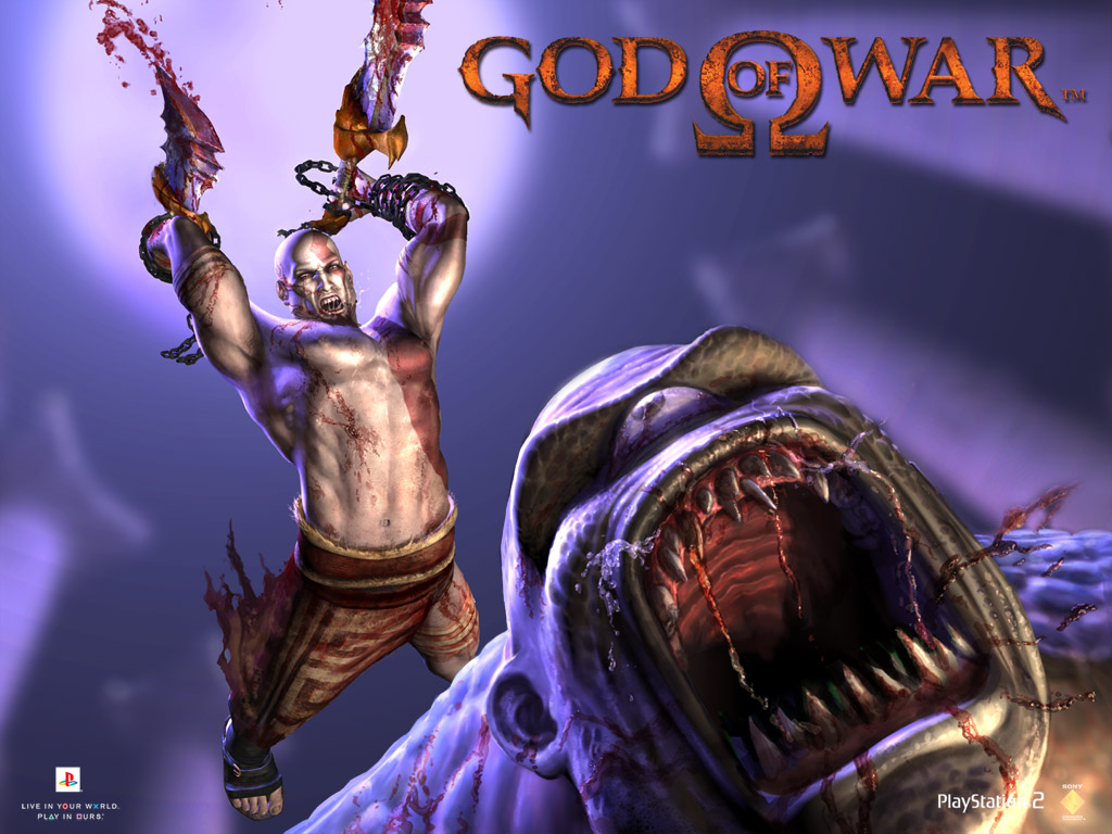 God Of War Images God Of War Hd Wallpaper And Background Photos 38279