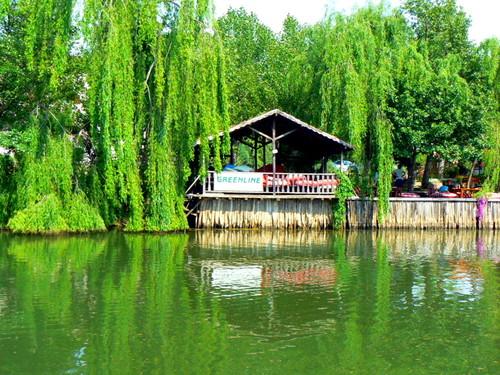 Goksu River