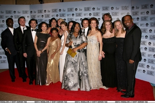 Grey's Anatomy پیپر وال entitled Golden Globes