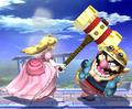 Golden Hammer - super-smash-bros-brawl photo