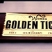 Golden Ticket - roald-dahl icon