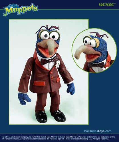 The Muppets wallpaper titled Gonzo