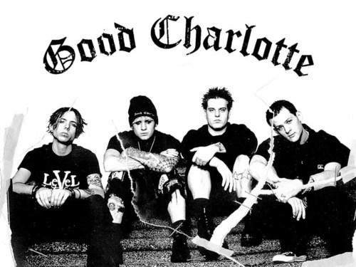 Good charlotte fond d'écran called Good charlotte