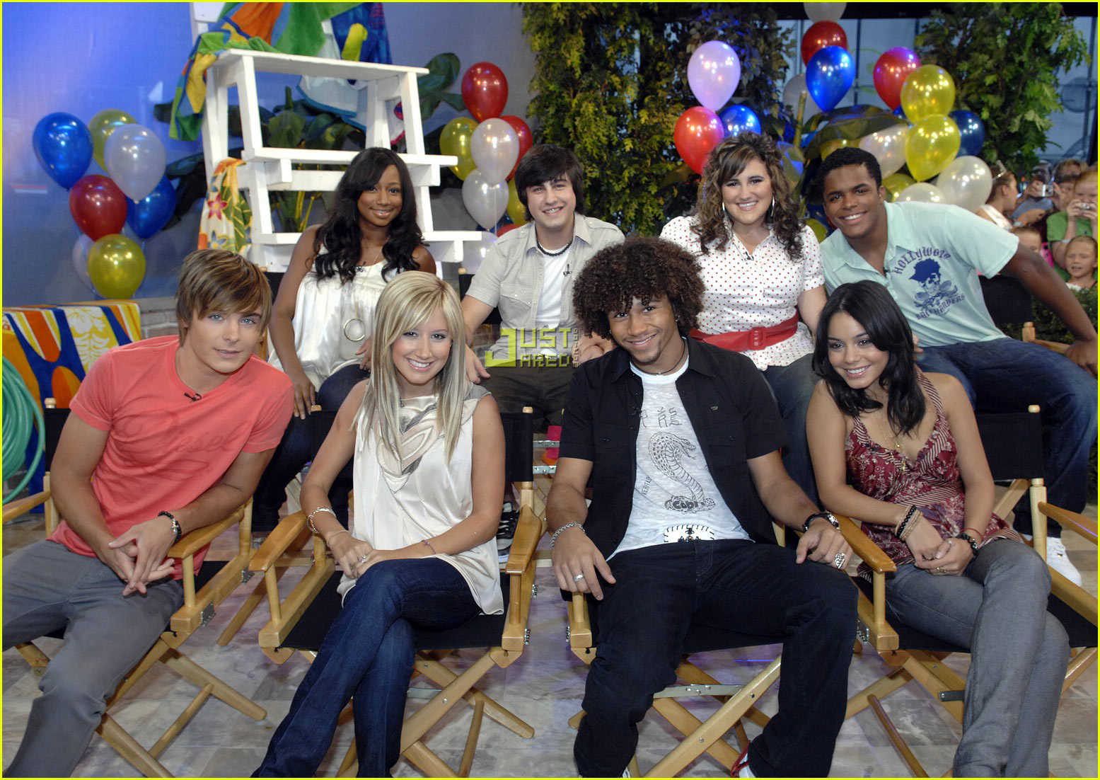 GOOD MORNING AMERICA - High School Musical 2 Photo (355983) - Fanpop