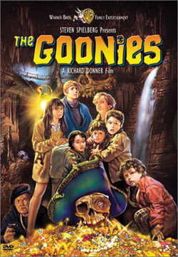 Goonies Movie Posters