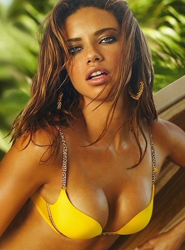 adriana lima wallpaper titled Gorgeous Adriana