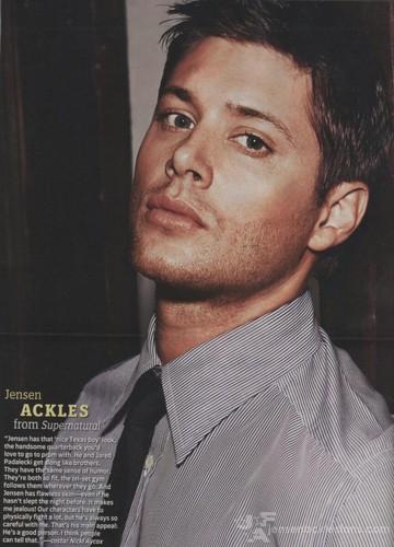 Gorgeous Jensen