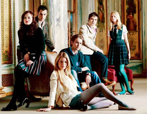 Gossip Girl Cast - gossip-girl Photo