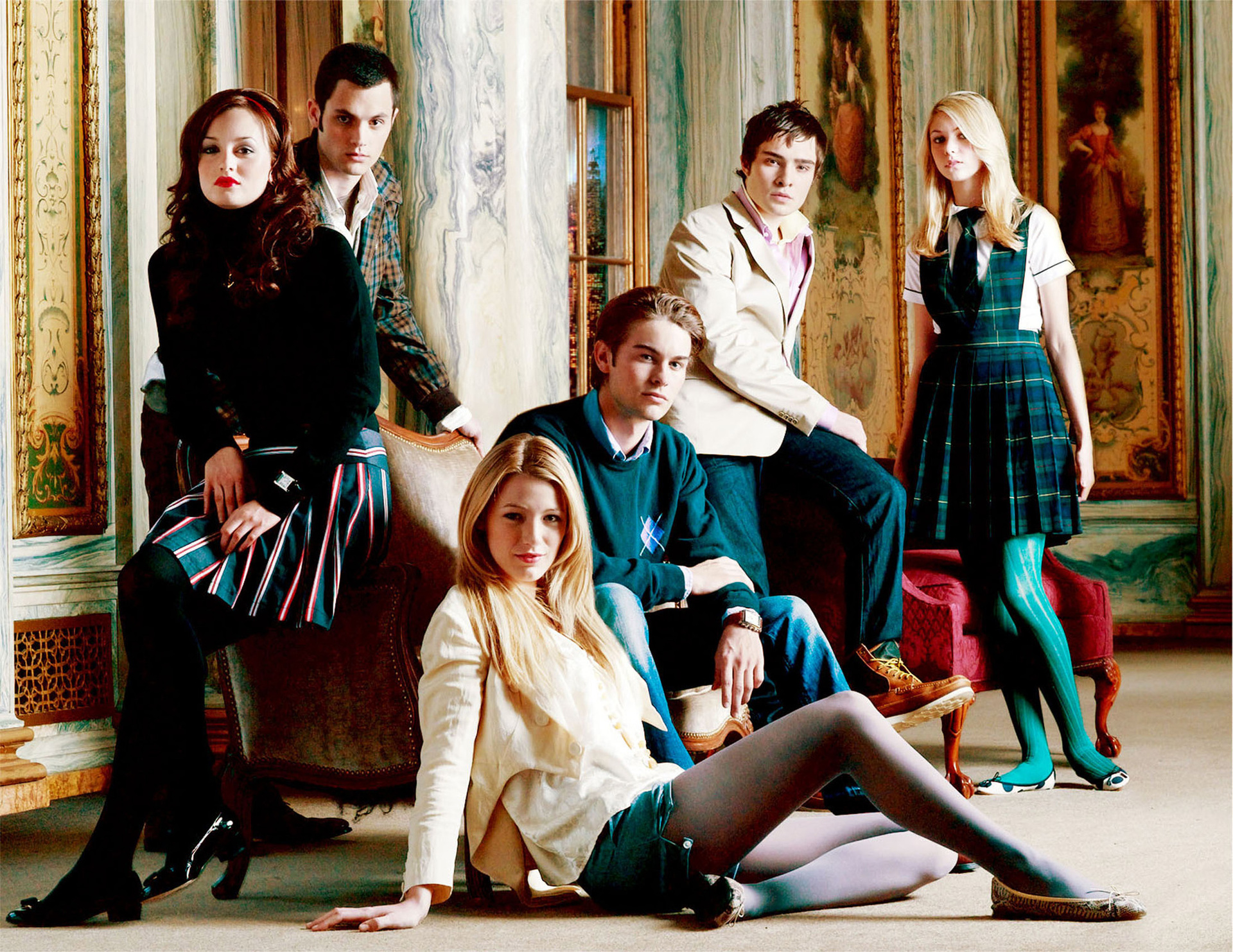 Gossip girl season 1 for free