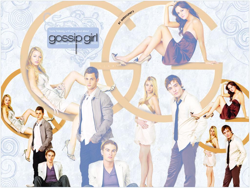 Gossip Girl Wallpaper