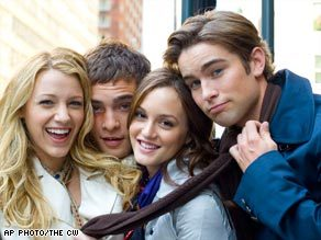 Gossip Girl wallpaper called Gossip Girl Cast