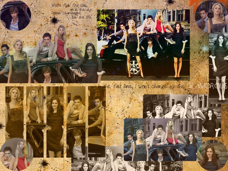Glee & Gossip Girl
