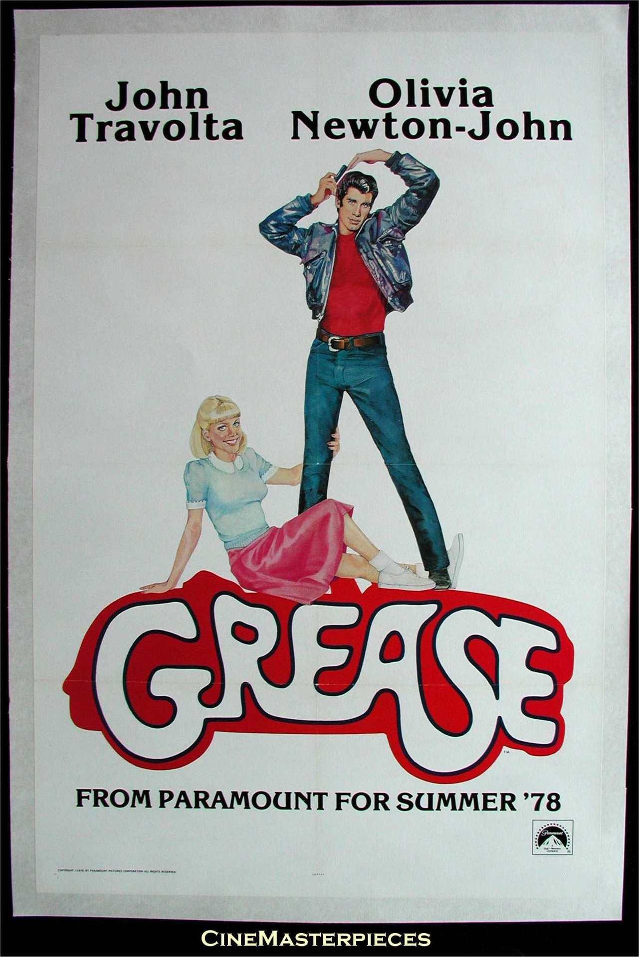grease the movie images grease movie poster hd wallpaper