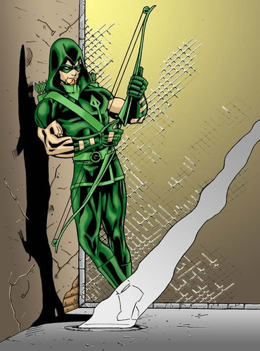Green ARROW/アロー
