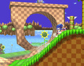 Green Hill Zone - super-smash-bros-brawl photo