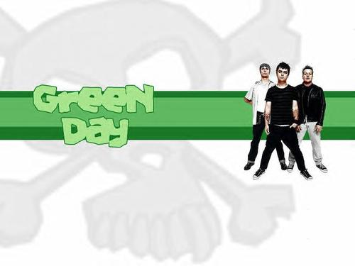 Green Day wallpaper entitled GreenDay