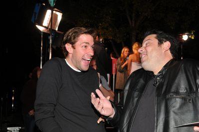 Greg and John