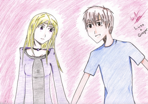 Gregor and Luxa