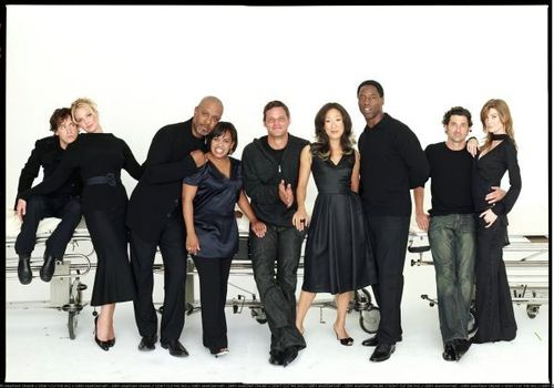 Grey's Anatomy Cast - greys-anatomy Photo
