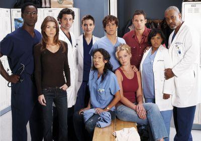 Grey's Anatomy Season 2 Cast