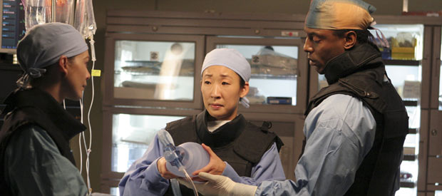 Grey's Anatomy - greys-anatomy photo