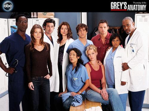 Medical TV Shows Bilder Grey\'s Anatomy HD Hintergrund and background ...