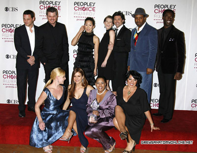 Grey's Cast