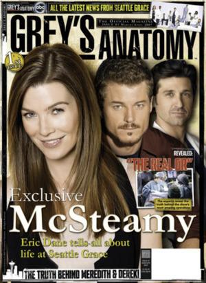 Grey's magazine