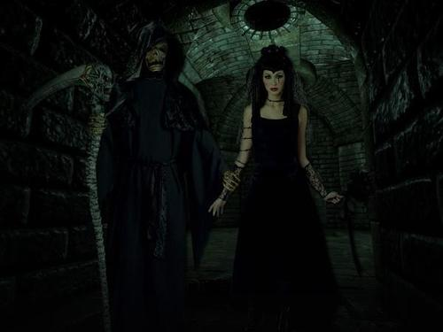 Grim Reaper's Bride - urban-legends Photo