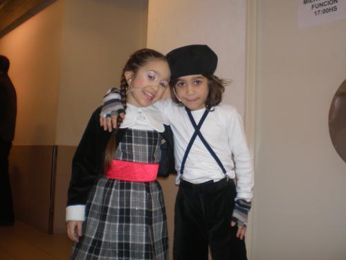 Guadalupe y Nazareno Anton
