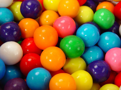 Gumballs! - chewing-gum Photo