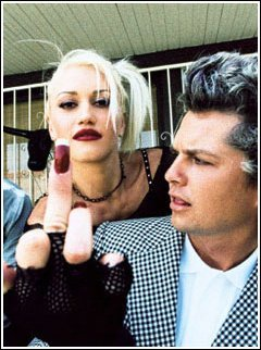 No Doubt wallpaper called Gwen & Adrian