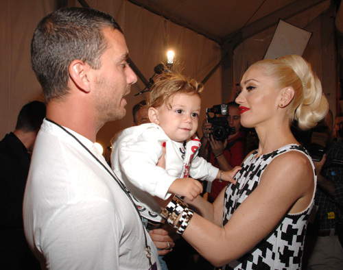 Gwen, Gavin, Kingston
