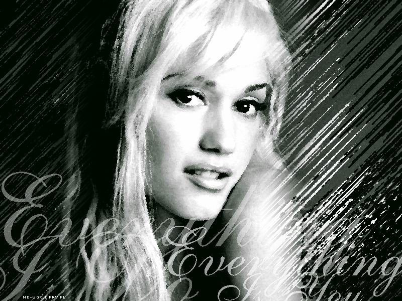 gwen stefani wallpaper cool - photo #22