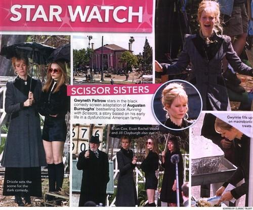 Gwyneth Magazine 文章