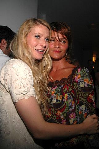 Gwyneth and Helena