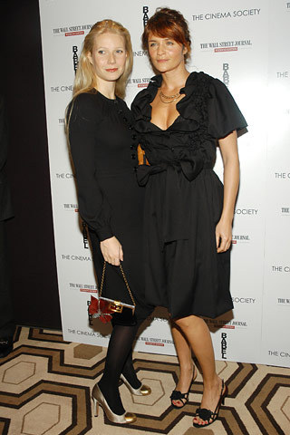 Gwyneth and Helena