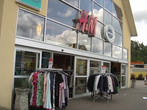 H&M - Halland, Sweden