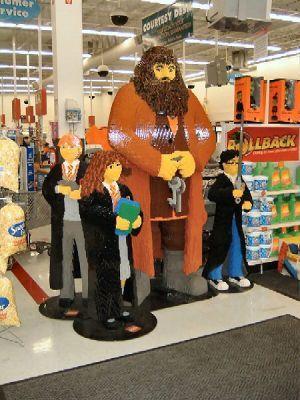 HP Lego Figures