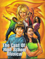 HSM Cast - high-school-musical fan art