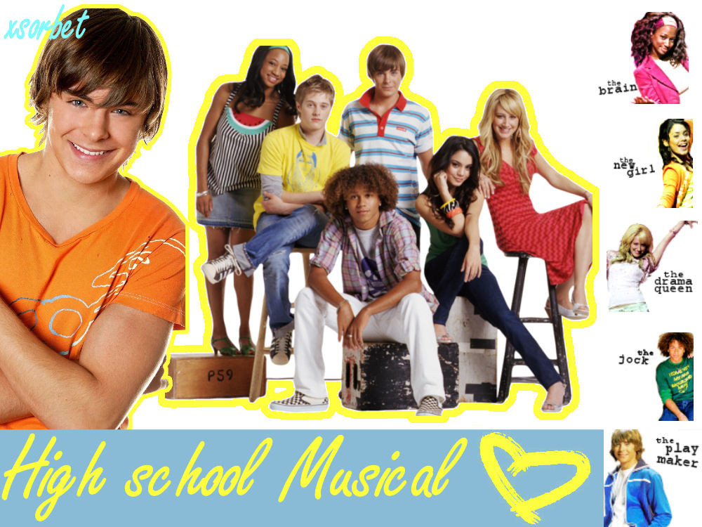High School Musical images HSM HD wallpaper and background photos