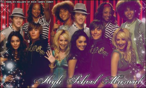 High School Musical wallpaper entitled HSM