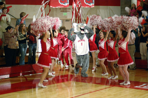 High School Musical fond d'écran called HSM1