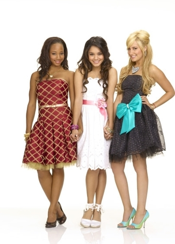 Photoshoot for High School Musical movies HSM2-high-school-musical-2-164377_358_500