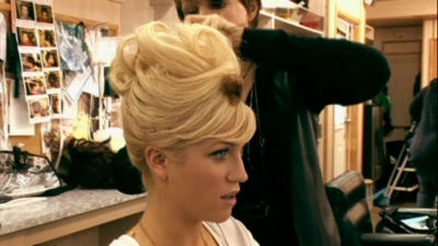 Hairspray Hintergrund called Hairspray Hair-do's